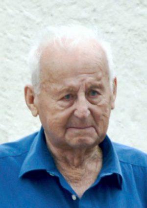Portrait von Johann Eckbauer