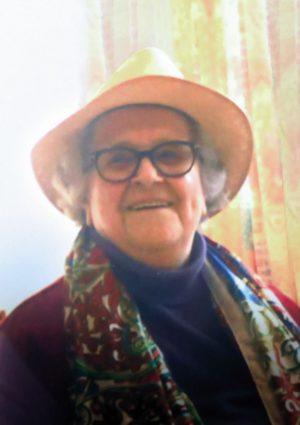 Portrait von Berta Moser