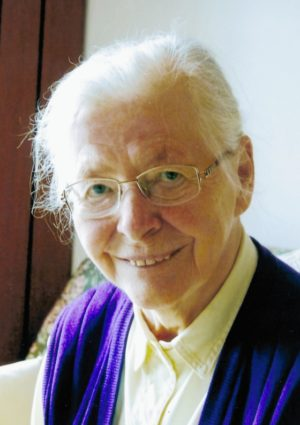 Portrait von Theresia Sachsenhofer