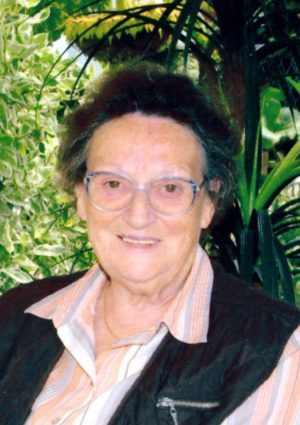 Portrait von Herta Trabesinger