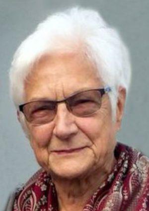Portrait von Annemarie Angelkötter