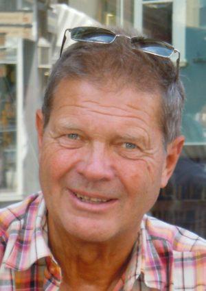 Portrait von Klaus Fleischhacker