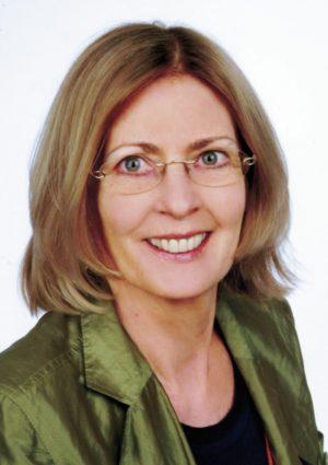 Portrait von Adelgunde Strauß