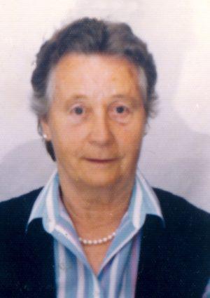 Portrait von Josefa Radacher