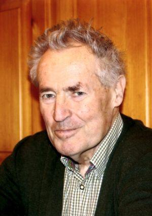 Portrait von Hans Lindner