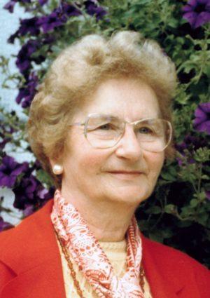 Portrait von Maria Nussdorfer