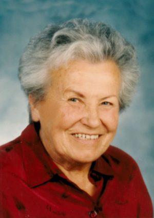 Portrait von Magdalena Weindl