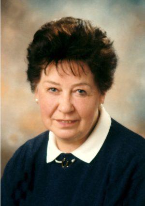 Portrait von Herta Lohinger