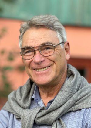 Portrait von Reinhold Wolfram Hitsch
