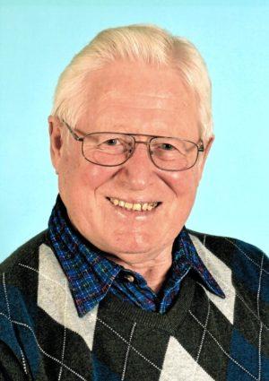 Portrait von Gottfried Tiefenböck