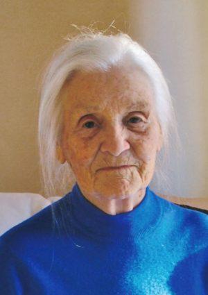Portrait von Martha Huber