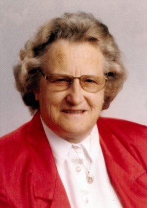 Portrait von Katharina Mayr