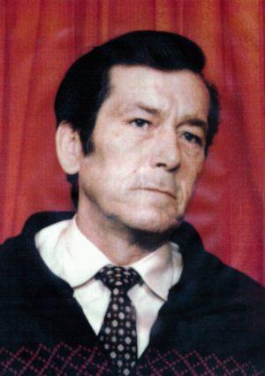 Portrait von Johann Weiss