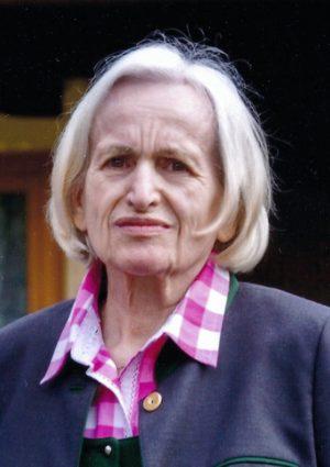 Portrait von Anna Fellhofer