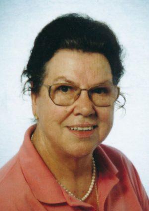 Portrait von Aloisia Kössler